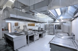 caterline commercial kitchen