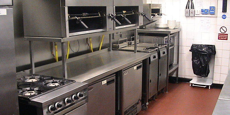 Commercial Catering Equipment Suppliers in The UK - CaterLine Ltd