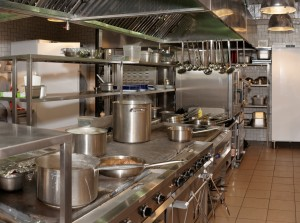 A Quick Guide To Setting Up A Small Commercial Kitchen