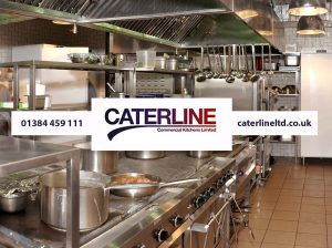Caterline Commercial Kitchen Installation UK